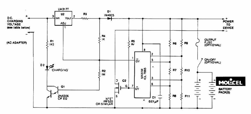 battery charger circuit page 5   power supply circuits    next gr