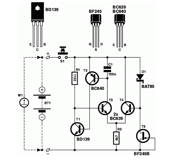 battery tester circuit schematic under repository-circuits