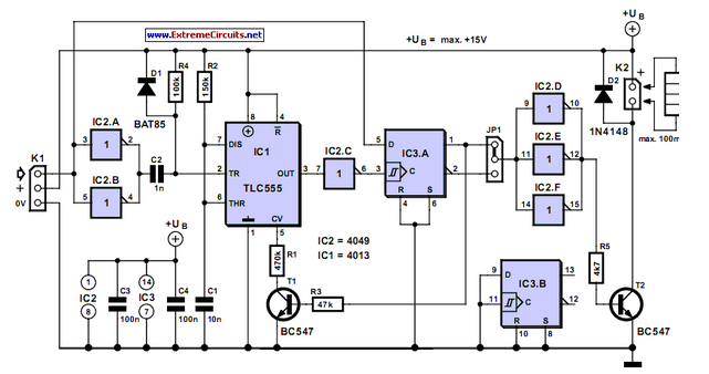 Rc Remote Control Switch: Rc Switch Wiring Diagram At Johnprice.co