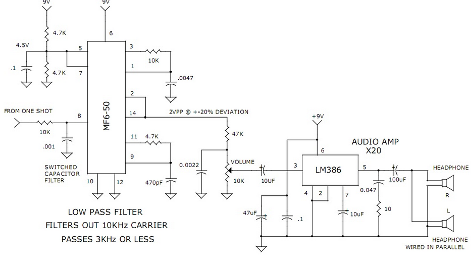 audio amplifier circuit Page 23 : Audio Circuits :: Next gr