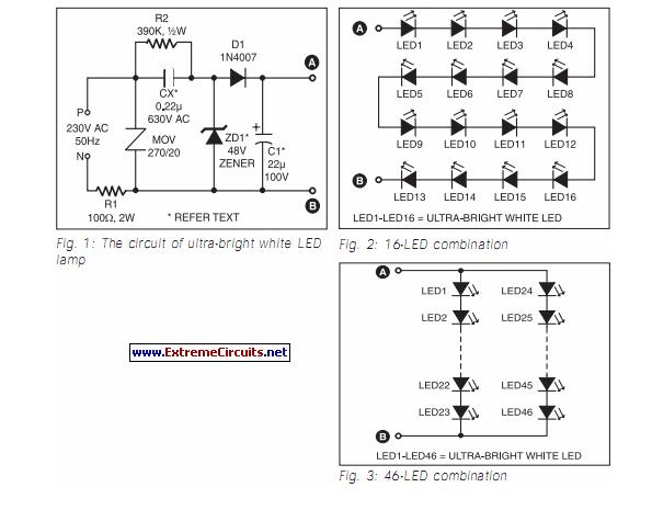 led circuit page 21 light laser led circuits. Black Bedroom Furniture Sets. Home Design Ideas