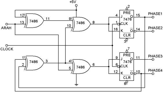 Stepper motor circuit page 2 automation circuits Step motor driver circuit