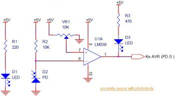 Pleasing The Line Follower Sensor And Its Circuitry Basic Electronics Wiring Cloud Hisonuggs Outletorg