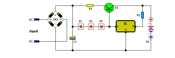 circuit diagrams 1 1366214461 circuits \u003e 12 volt car battery charger circuit schematic l40107 Battery Charger Schematic Diagram at suagrazia.org