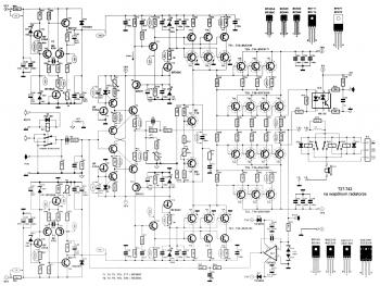 Audio amplifier circuit page 12 audio circuits next gr on schematic diagram power amplifier yamaha Preamp Schematic Diagram Laptop Schematic Diagram