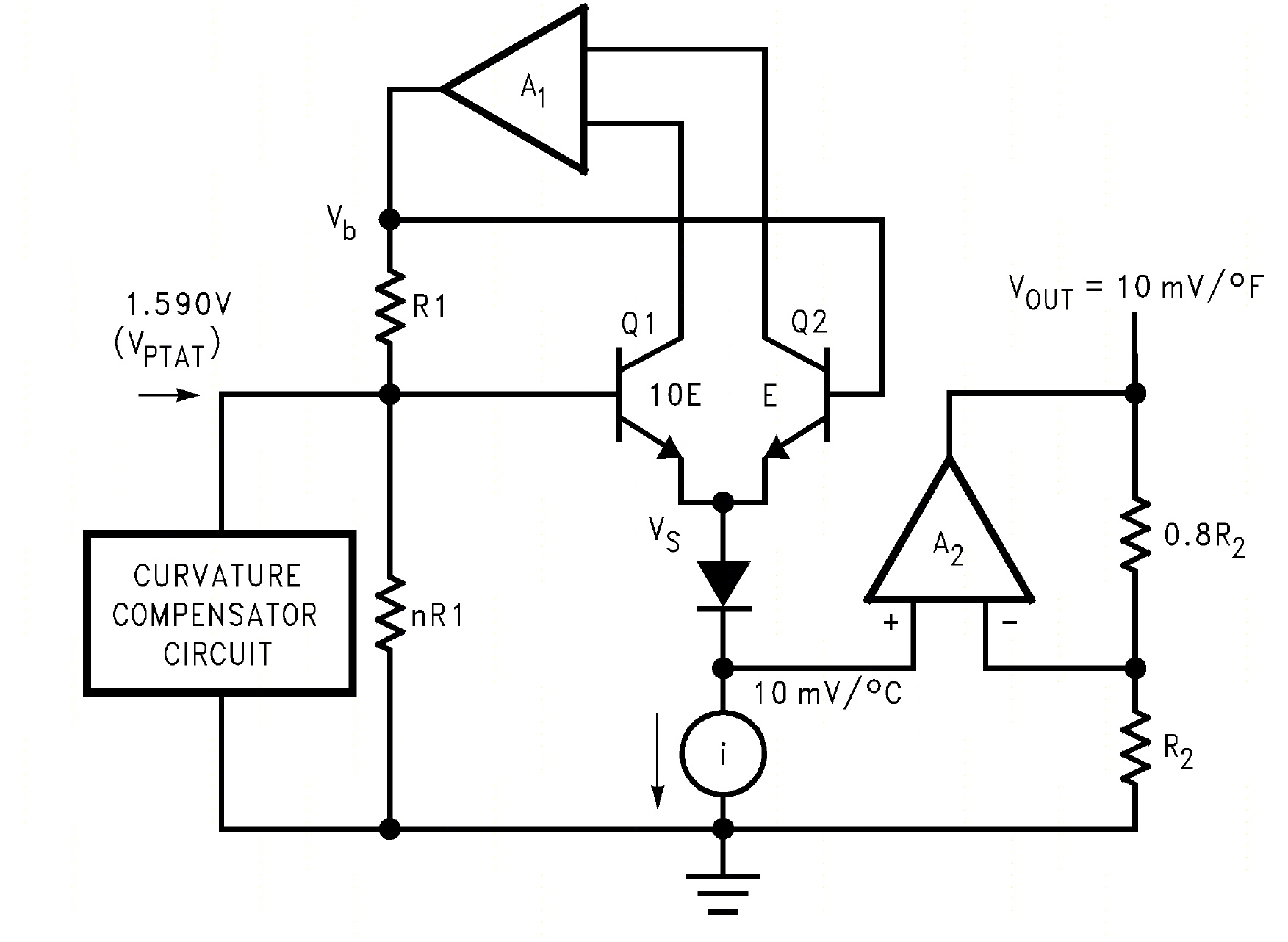 thermometer circuit page 5   meter counter circuits    next gr