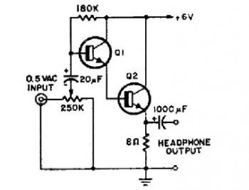 audio amplifier circuit Page 13 : Audio Circuits :: Next gr