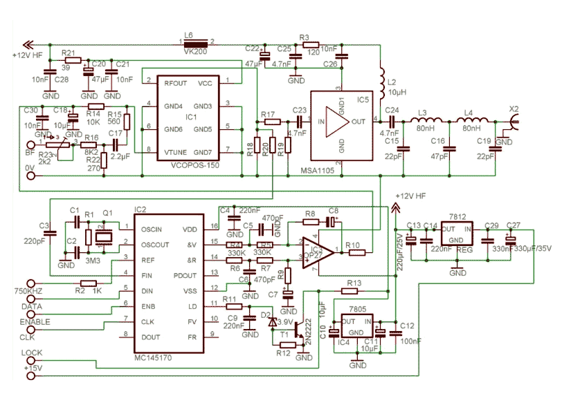 Results page 7, about '4046 pll'  Searching circuits at Next gr