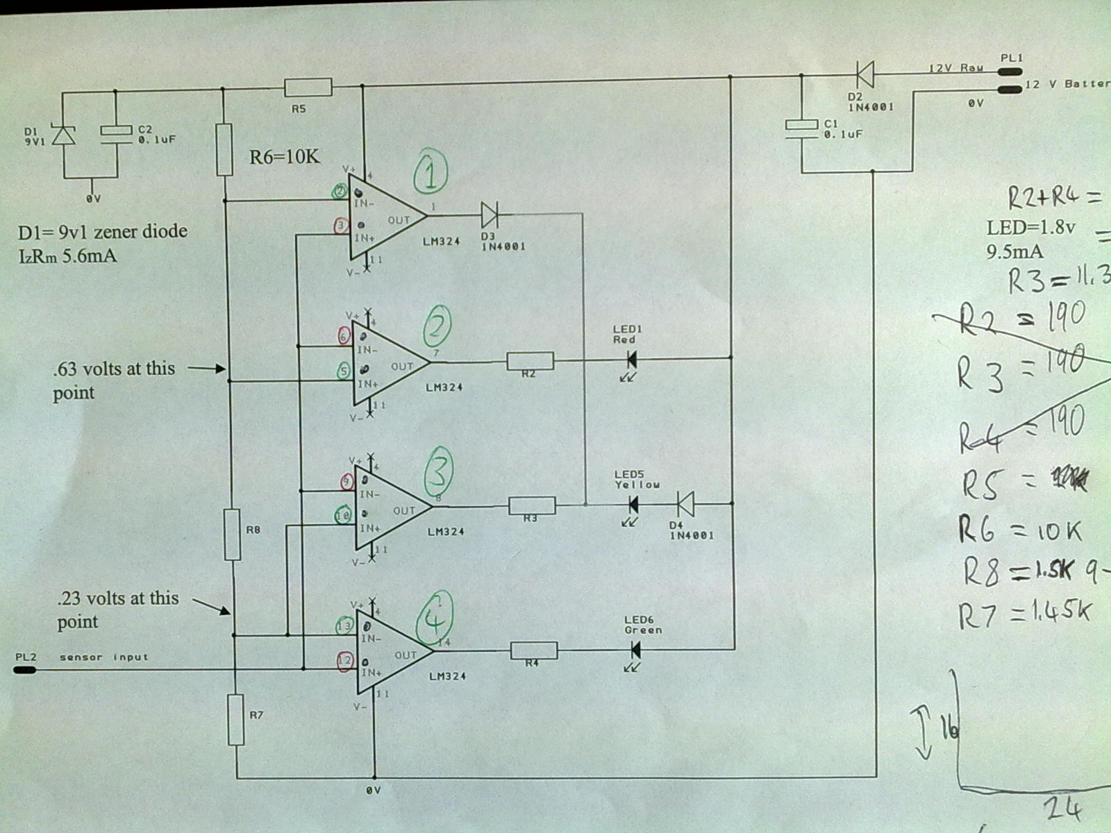 Tester Circuit Page 5 Meter Counter Circuits Diagram Oxygen Sensor Board