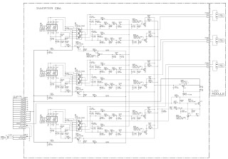 SYMPHONIC LCD-B20A6 CIRCUIT DIAGRAM - schematic