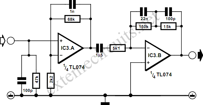 Fabulous Audio Preamplifiers Circuits Page 8 Audio Circuits Next Gr Wiring Cloud Tziciuggs Outletorg