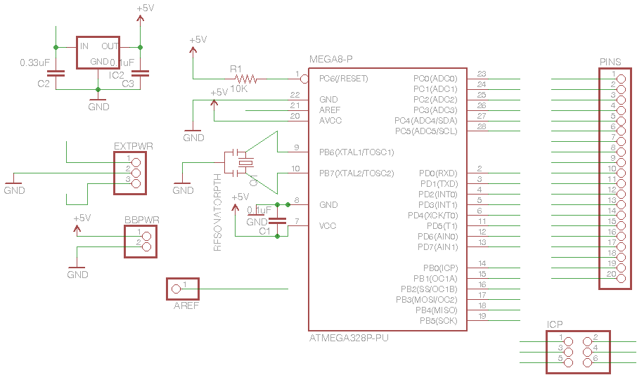 Schematic Pcb Mcu on Kenwood Programming Cable Schematic