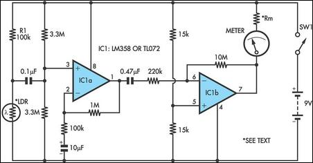 Make Electronics Schematic Diagram 2 Way Cross Over For Your Speaker System besides VS1838B Datasheet PDF ETC likewise Ir ultrasonic basicirdetectemit additionally Index4 together with Ir Sensor Circuit Diagram. on infrared receiver circuit