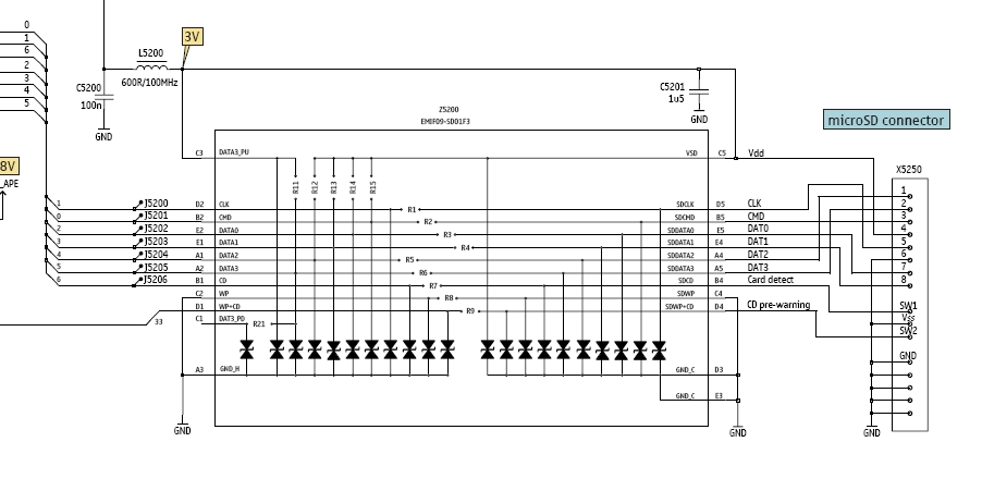 memory schematic memory circuit page 2 : computer circuits :: next.gr