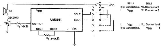 siren circuit page 2 security circuits next gr rh next gr 350 Chevy Engine Wiring Diagram 82 Chevy Pickup Engine Wiring Diagram