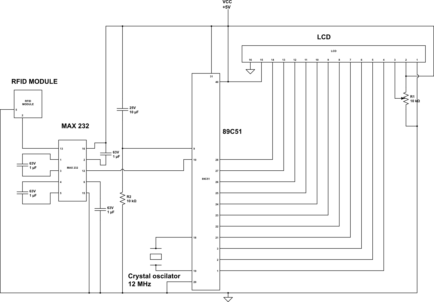 Results Page 81 About Electronic Canary Searching Circuits At Lm1036 Volume Controller Equalizer Project How To Interface Rfid With 8051