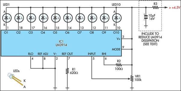 Proximity sensor - Page 2 - schematic