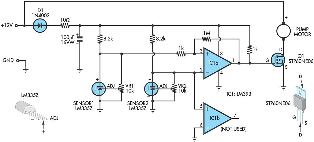 Index5 on Solar Panels Voltage Regulator Circuit Diagram
