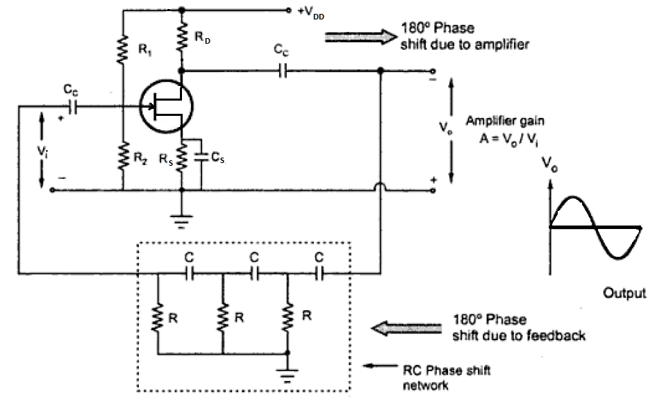 circuit diagram for rc