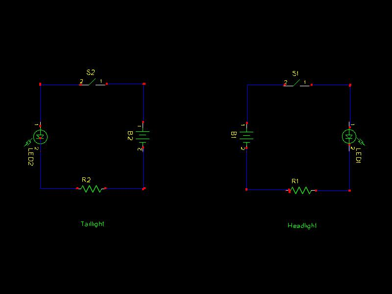 Ee bicycle lights schematic diagram