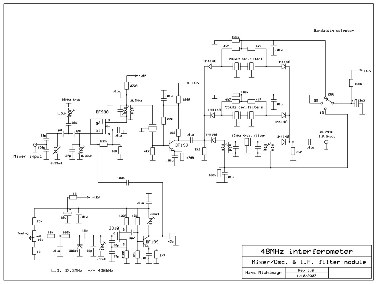 Popular Circuits Page 207 Lm1036 Volume Controller Equalizer Electronic Project 48mhz Rx