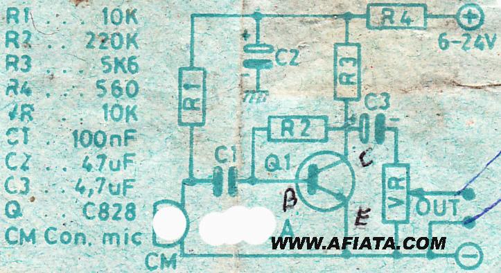 preamp mic schematic - schematic