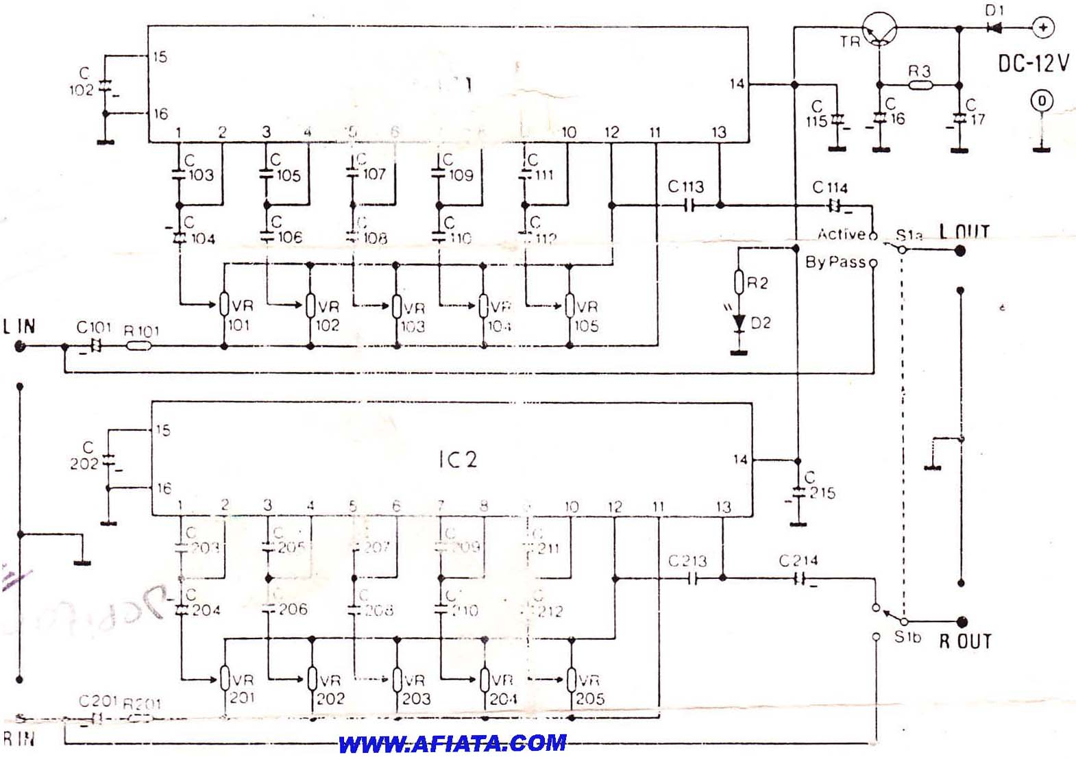 Top Circuits Page 140 Tda7560 Car Amplifier Circuit Wiring Diagram Must Know Equalizer Using La3600