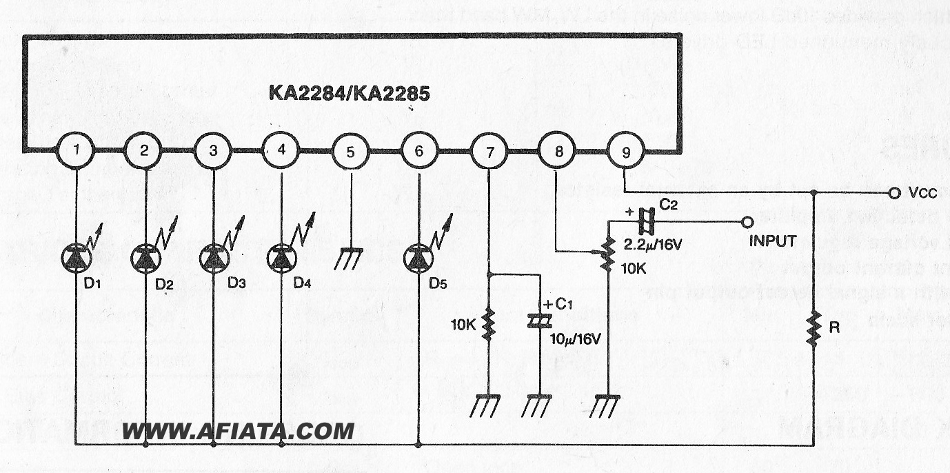 Results Page 74 About Linear Amplifier Searching Circuits At Gt Automatic Light Dimmer L46766 Nextgr 5 Dot Led Level Meter Driver