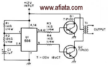 Inverter circuit page 6 power supply circuits next making 25w low power inverter circuit swarovskicordoba Gallery