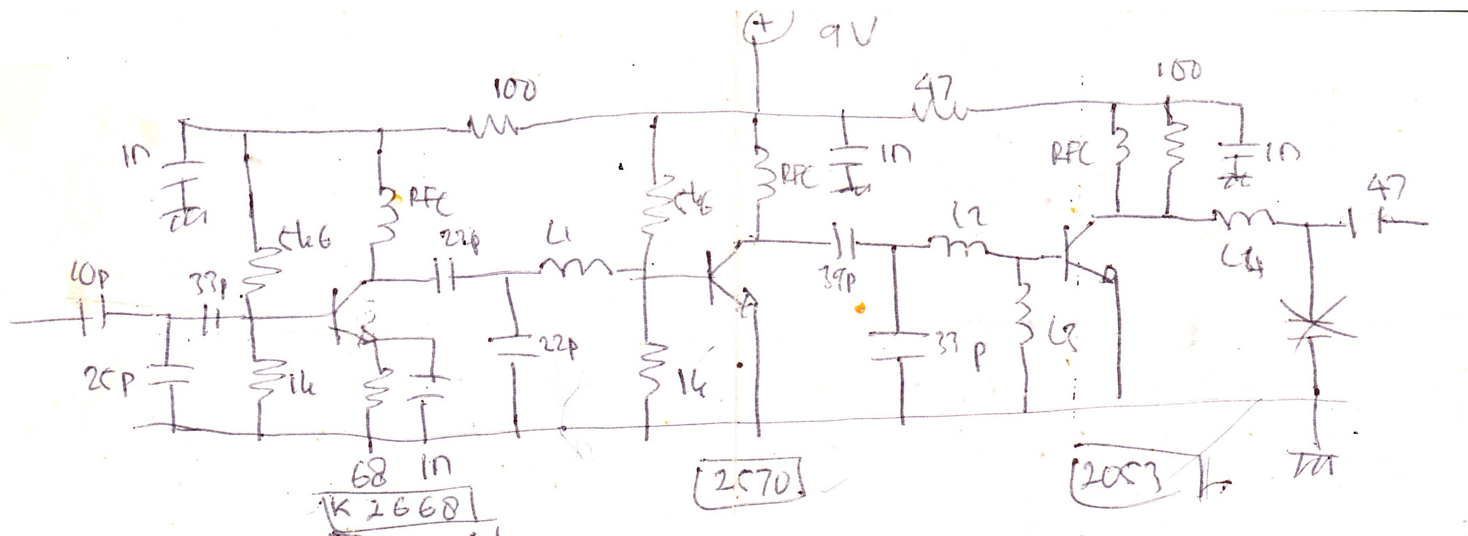 Results Page 33 About Uhf Amplifier Searching Circuits At Panel Tda1562q 36 Watt Audio Power Circuit And Explanation Rf