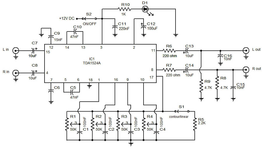 Super Audio Tone Balance Circuit Page 4 Audio Circuits Next Gr Wiring Digital Resources Sapredefiancerspsorg
