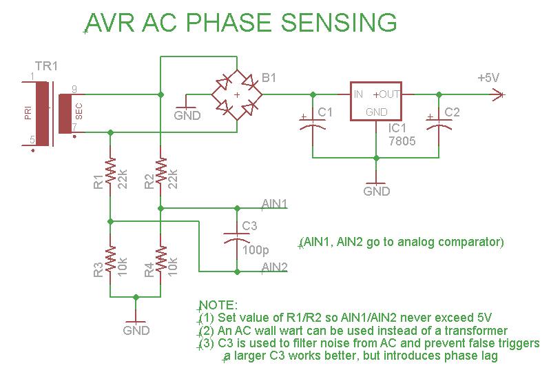 7805 Circuit Diagram Under Repository-circuits