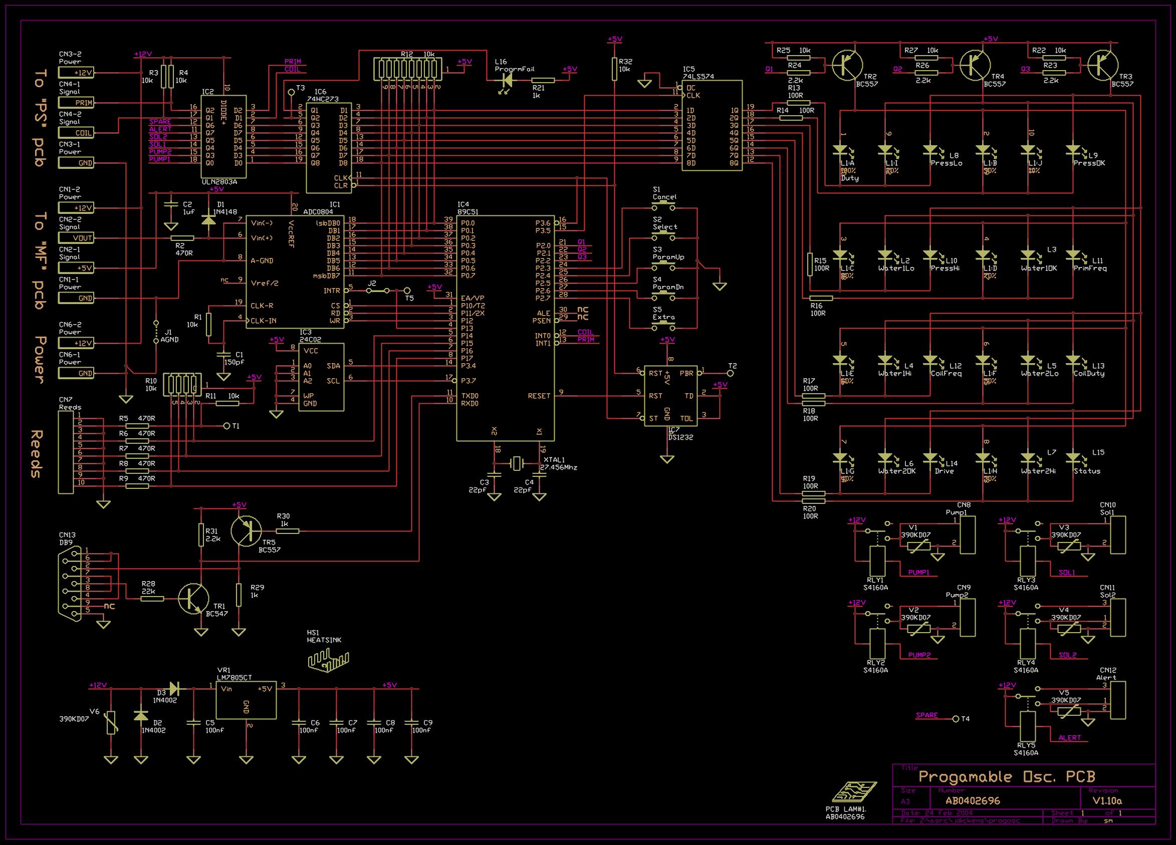 Popular Circuits Page 209 Buzzer Beeper Circuit Caroldoey Progosc