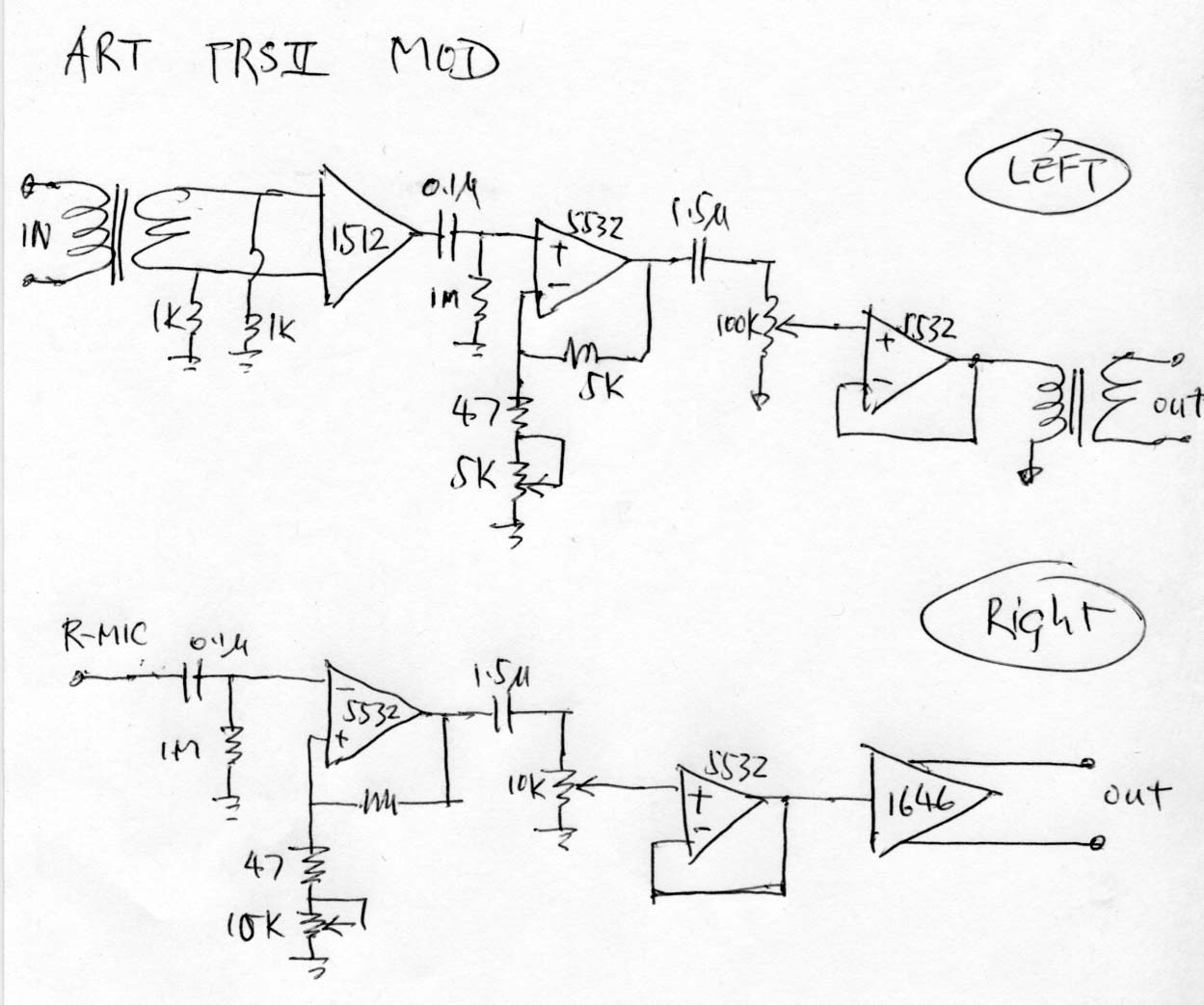 audio pre lifiers circuits page 6 audio circuits next gr 4 Pin XLR Microphone Wiring Diagram mic pre circuit