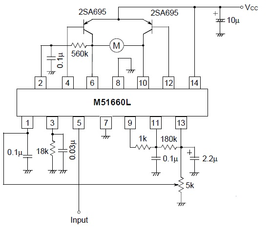 Servo Motor Circuit Page 4 Automation Circuits Next Gr