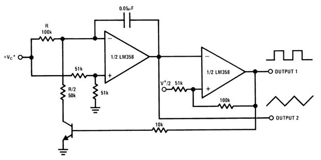 u0026gt  circuits  u0026gt  vco circuit diagram l33855