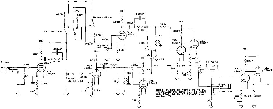 audio preamplifiers circuits page 9   audio circuits