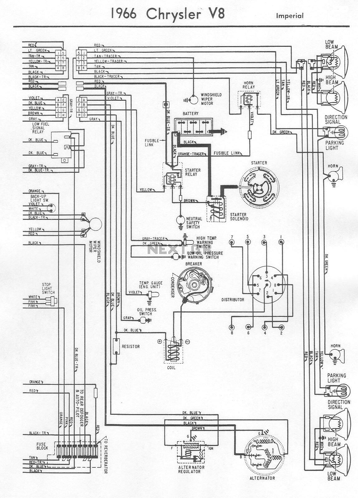 1964 Chrysler 300 Wiring Diagram on ford brake light wiring diagram