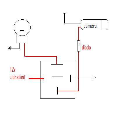 Air Horn Relay Wiring Diagram on fiamm horn wiring diagram