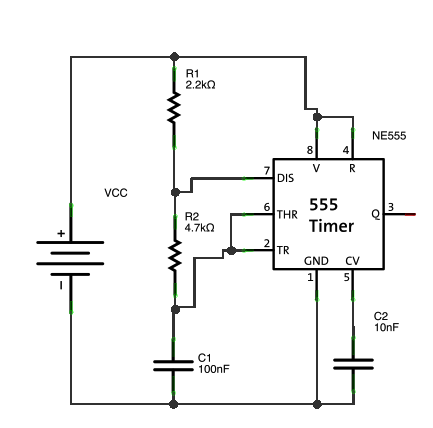 Light Timer Circuit