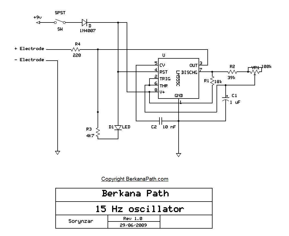 Circuito Zapper : Gt circuits hz zapper schematic l next gr