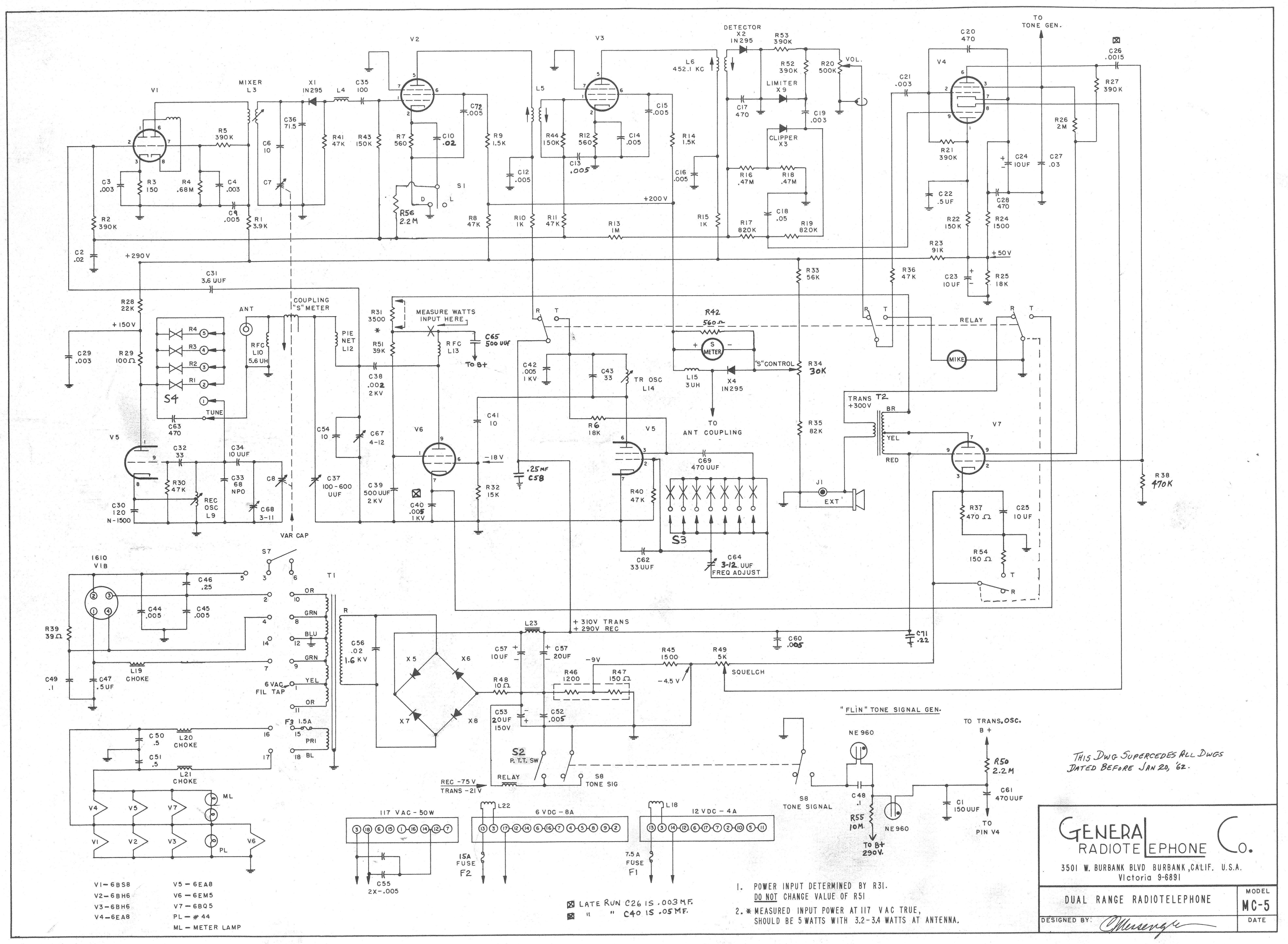 Results Page 354 About Ic Fm Transmitter Circuit Searching Dc To Ac Inverter By 555 And Tip41 Tip42 Radio General Telephone Mc5