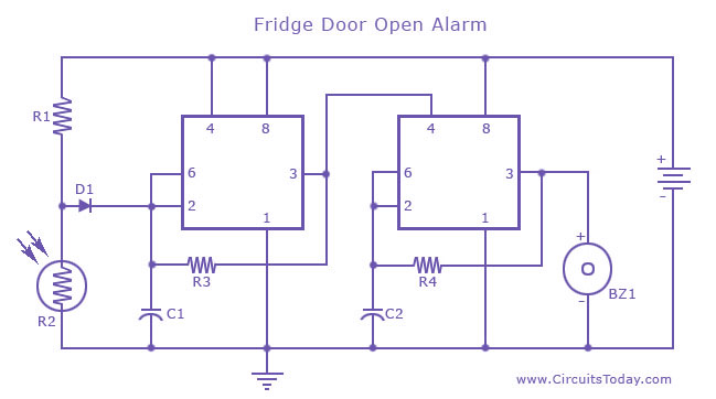 alarm circuit page 8 security circuits next gr rh next gr