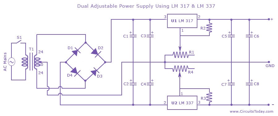 power supply Page 20 : Power Supply Circuits :: Next gr