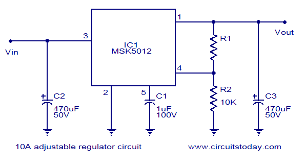24 V input Switchmode DC/DC Converters
