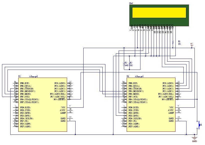 How to make a PC-Micro controller USART communication using AVR-Atmega8