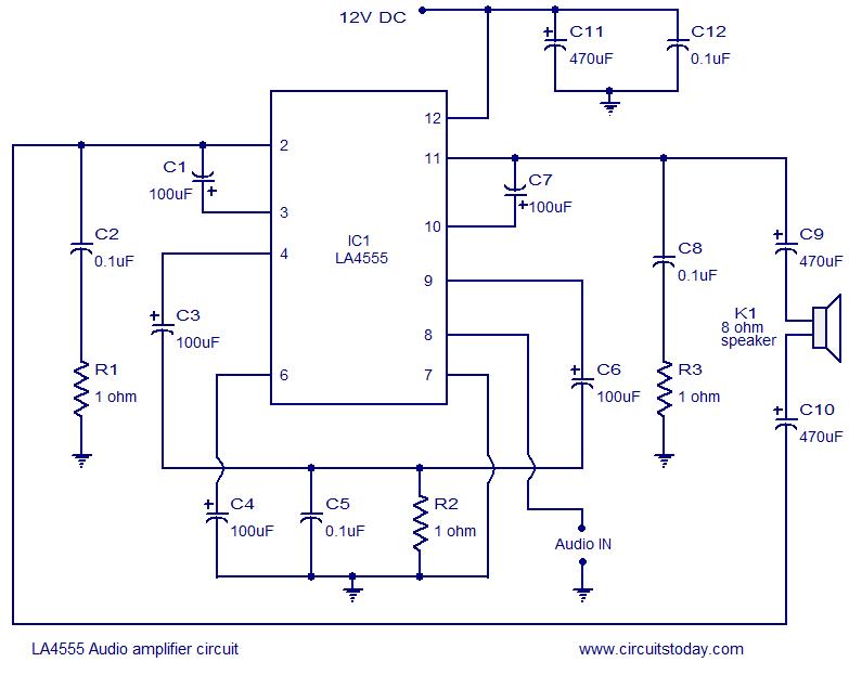 200 watt audio amplifier circuit diagrams 12v audio amplifier circuit diagram