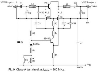 rf amplifier circuit Page 5 : RF Circuits :: Next gr