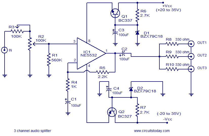 results page 455 about bass boost pre amp circuit searching rh next gr