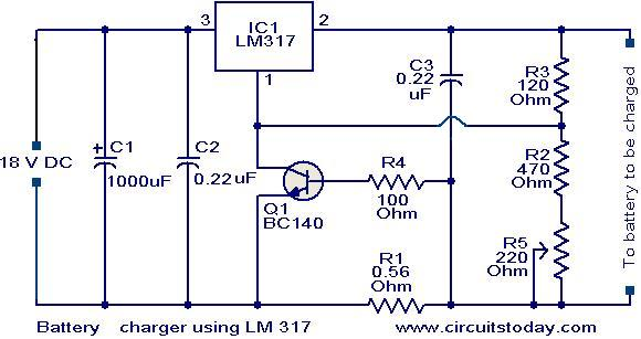 battery charger circuit Page 9 : Power Supply Circuits :: Next.gr